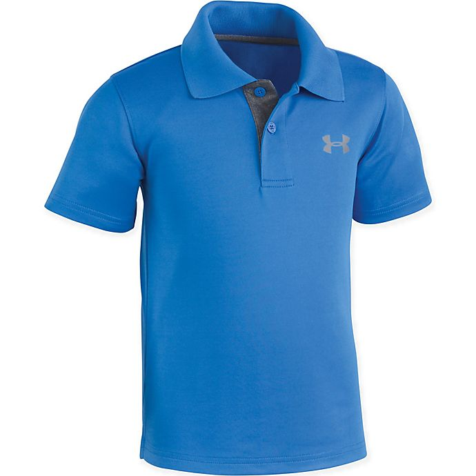 Alternate image 1 for Under Armour® Fuel Match Play Polo in Blue