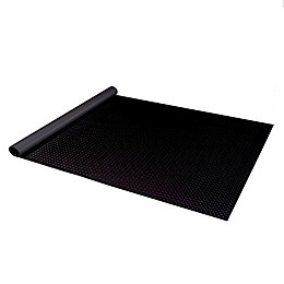 Diamond Deck® 5-Foot x 7.5-Foot Textured Motorcycle Mat in Black