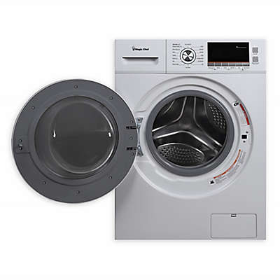 The Magic Chef 2.0 cu. ft. All-in-One Washer/Ventless Dryer Combo