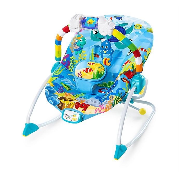 Alternate image 1 for Baby Einstein™ Ocean Adventure™ Infant-to-Toddler Rocker