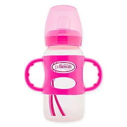 Dr. Brown's® 9 fl. oz. Wide-Neck Sippy Spout Bottle with Handles