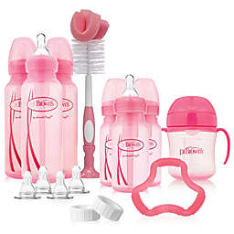 Dr. Brown's®Options+™  Bottle Gift Set in Pink