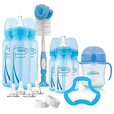 Dr. Brown's® Options Bottle Gift Set in Blue
