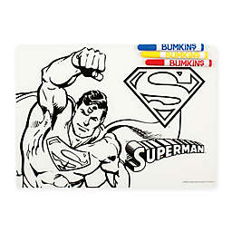 Bumkins® DC Comics™ Superman Silicone Coloring Placemat