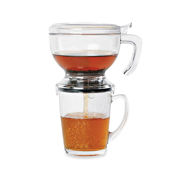 Alternate image 1 for Zevro® Simpliss-A-Tea™ Gravity Drip Tea Infuser Cup