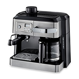 De'Longhi Combination Steam Espresso Drip Coffee Cappuccino and Latte Machine