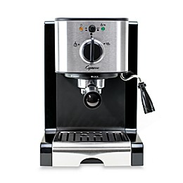 Capresso® EC100 Pump Espresso & Cappuccino Machine