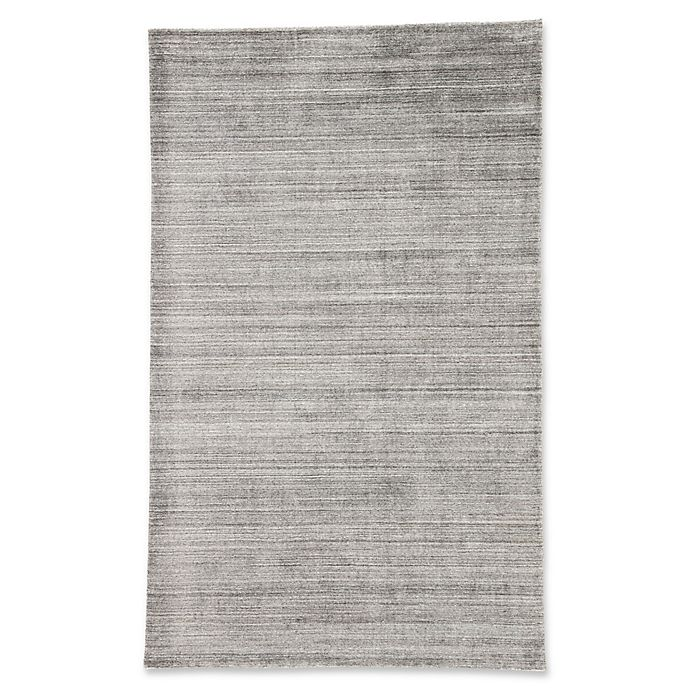 Alternate image 1 for Jaipur Oplyse 5' x 8' Area Rug in Silver