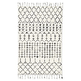 Jaipur Living Riot Handcrafted Area Rug in Ivory