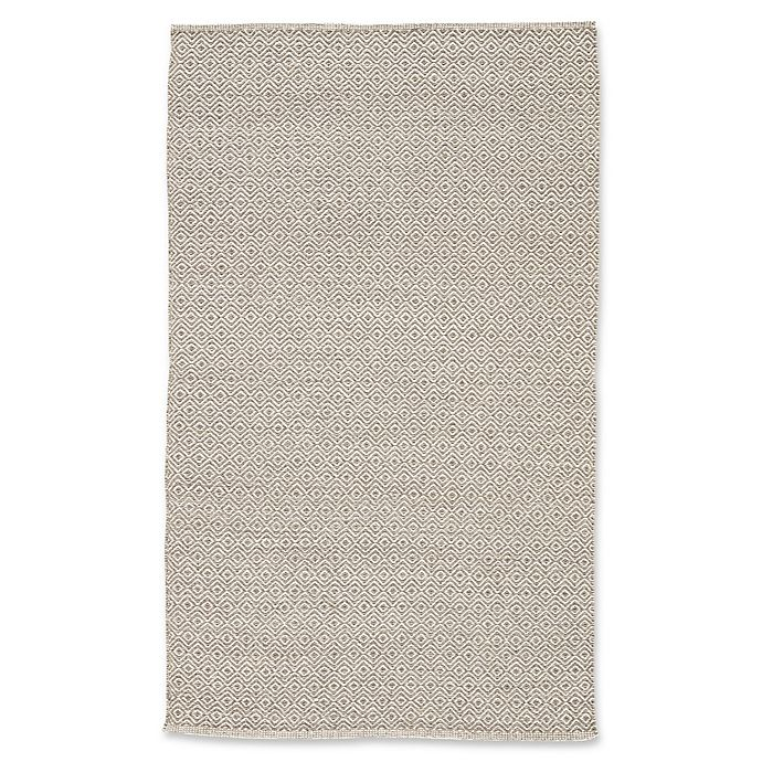 Alternate image 1 for Jaipur Living Crestview 8' x 11' Handcrafted Area Rug in Taupe/White