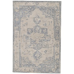 Jaipur Living Wallace Handcrafted Area Rug in Beige/Blue
