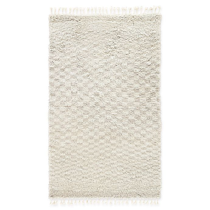Alternate image 1 for Jaipur Azores 8' x 11' Area Rug in Ivory