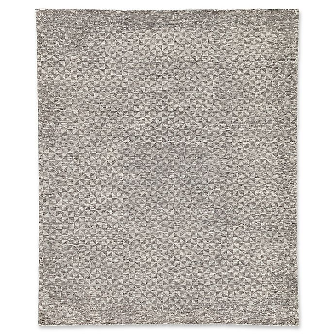 Alternate image 1 for Jaipur Living Zaid 8' x 10' Hand-Knotted Area Rug in Grey