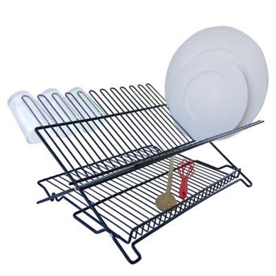 Better Housewares Folding Dish Rack Bed Bath Amp Beyond