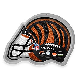 NFL Cincinnati Bengals Fan Cake Silicone Cake Pan