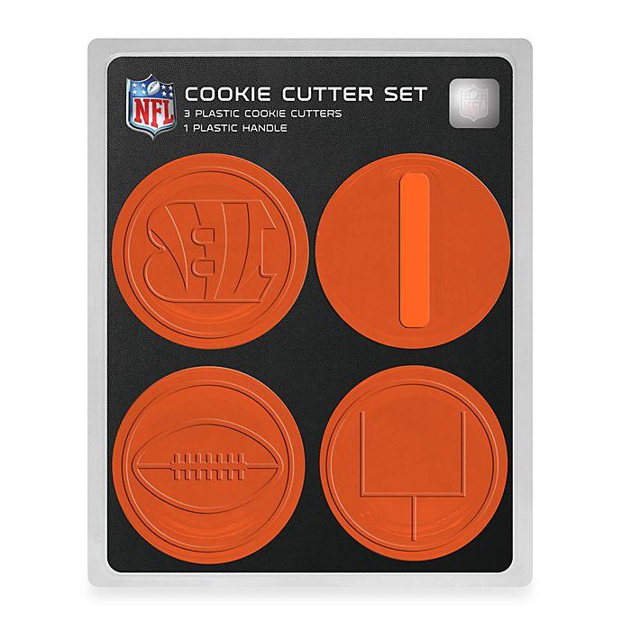 c7be0aa6 NFL Cookie Cutter Set in Cincinnati Bengals | Bed Bath & Beyond