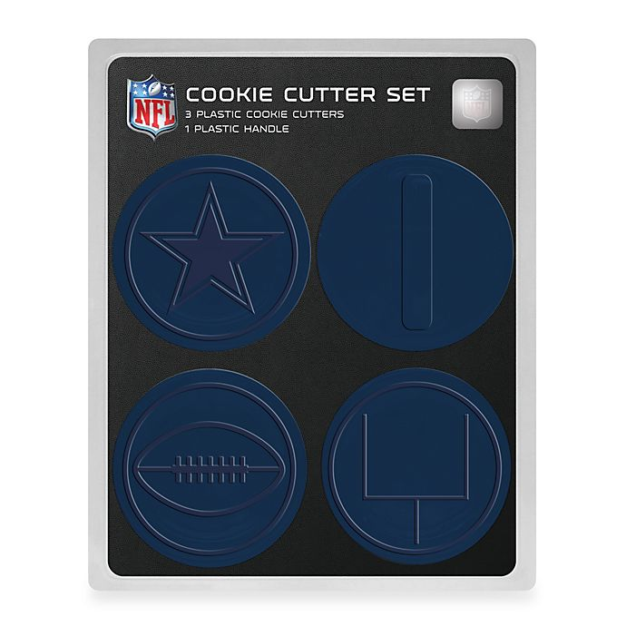67711ab996e NFL Cookie Cutter Set in Dallas Cowboys