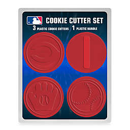 MLB Cookie Cutter Set in Cincinnati Reds