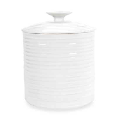 Sophie Conran For Portmeirion 174 Large Canister In White