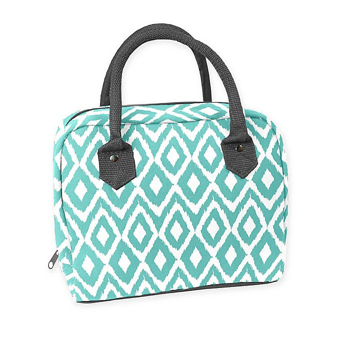 5 Piece Bloomington Lunch Bag Set In