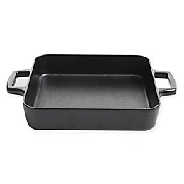Artisanal Kitchen Supply® Cast Iron 9-Inch x 9-Inch Cake Pan