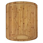 Totally Bamboo  Carver  Extra Large Bamboo Cutting/Serving Board