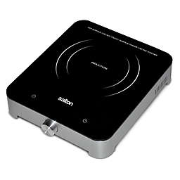 Salton Stainless Steel Portable Induction Cooker