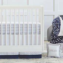 Just born® Dream 3-Piece Crib Bedding Set in Navy