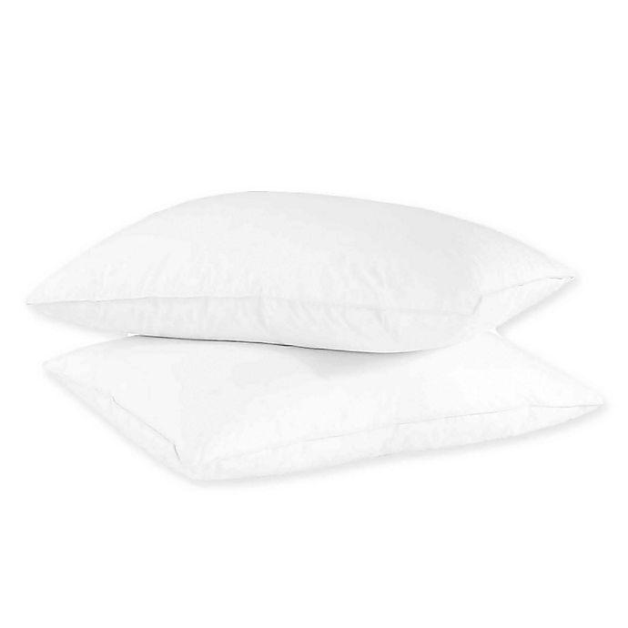 Alternate image 1 for Puredown Down Blend Standard/Queen Pillows (Set of 2)
