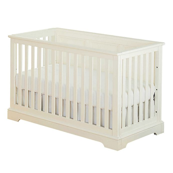 Westwood Design Hanley 4 In 1 Convertible Crib Island Chalk