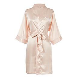 Cathy's Concepts Luxury Satin Robe