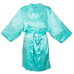 Cathy's Concepts Satin Robe