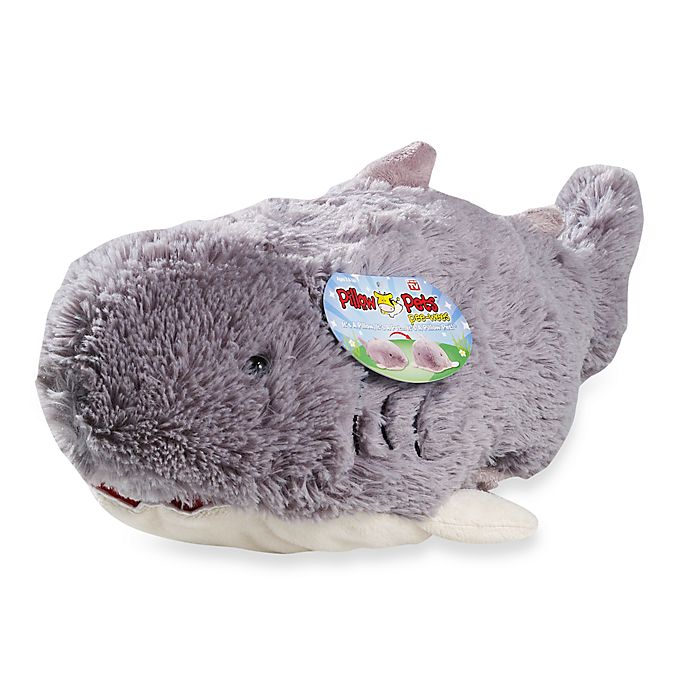 Pillow Pets Pee Wee In Shark Bed Bath Amp Beyond