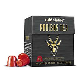 Café Vianté® 10-Count Roobios Tea Espresso Capsules