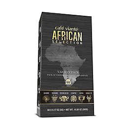 Café Vianté® 60-Count African Espresso Capsules Variety Pack