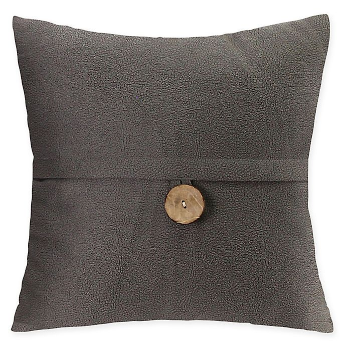 Alternate image 1 for Fairview Decorative Pillow in Grey