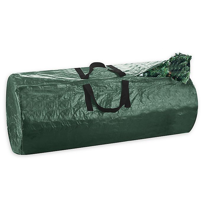 Alternate image 1 for Elf Stor X-Large Premium Christmas Tree Storage Bag in Green<br />