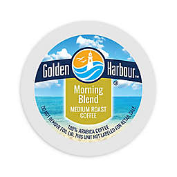 80-Count Golden Harbour™ Morning Blend Coffee for Single Serve Coffee Makers
