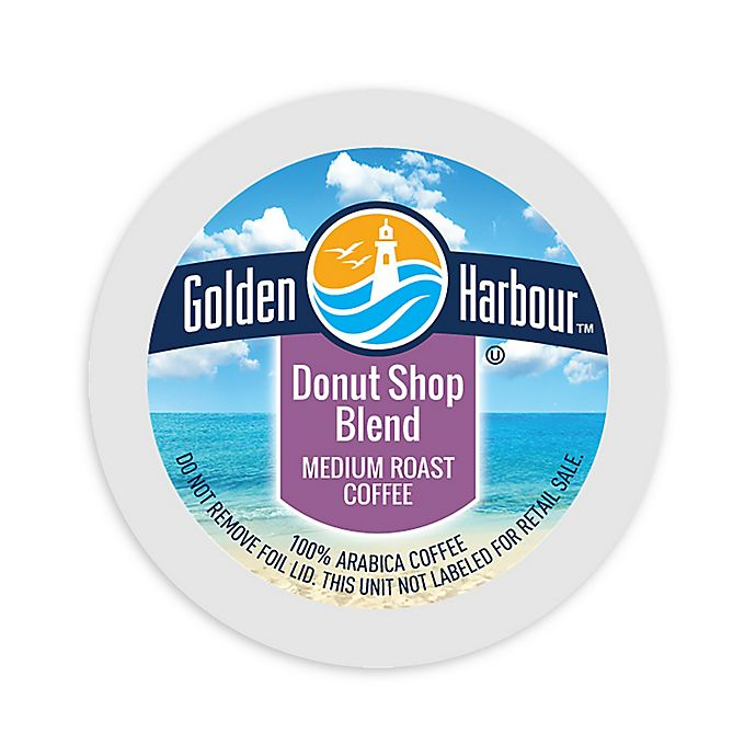 80-Count Golden Harbour™ Donut Shop Coffee for Single Serve Coffee