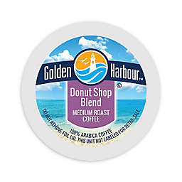 Golden Harbour™ Donut Shop Coffee for Single Serve Coffee Makers 80-Count