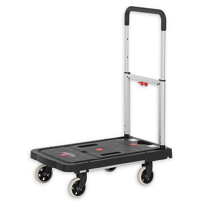 Alternate image 1 for Magna Cart Flatform Folding Platform Cart