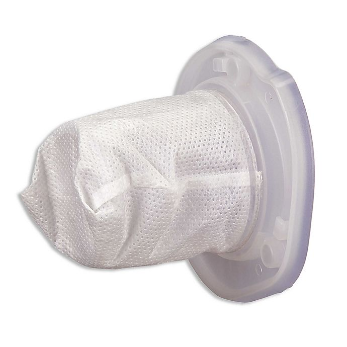 Alternate image 1 for Black & Decker™ VBF10 Replacement Filter in White