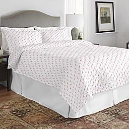 Pointehaven Flamingo Quilt Set