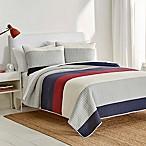 IZOD® Highlands Reversible Full/Queen Quilt in Grey