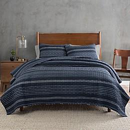 Pendleton® Ryer Stripe Quilt