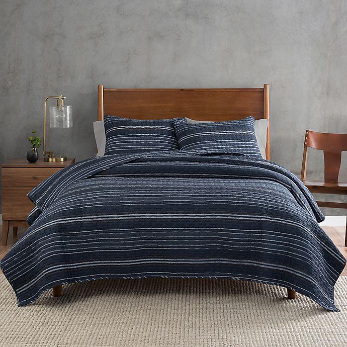 Alternate image 1 for Pendleton® Ryer Stripe Quilt