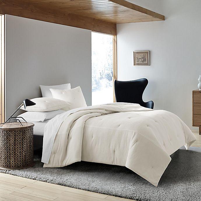 Alternate image 1 for ED Ellen DeGeneres Sonoma Twin Quilt in White