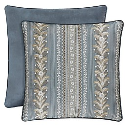 J. Queen New York™ Crystal Palace European Pillow Sham in French Blue