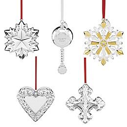 Reed & Barton 2018 Christmas Ornament Collection
