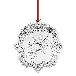 Reed & Barton 1st Edition Partridge in a Pear Tree Christmas Ornament